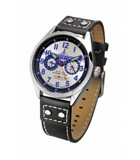 Reloj Aviador Caballero Dragon Rapide, AV-1025
