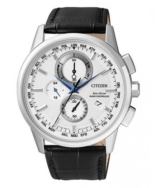 Reloj Citizen Caballero Radiocontrolado H804, AT8110-11A