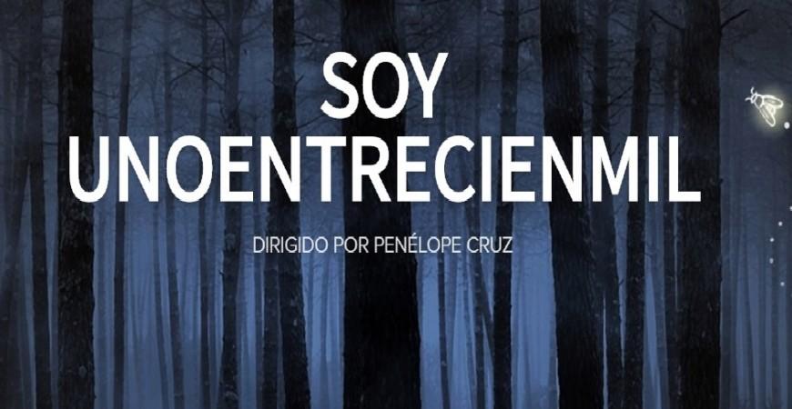 """""""Soy Unoentrecienmil"""". Documental dirigido por Penélope Cruz para luchar contra la leucemia infantil."""