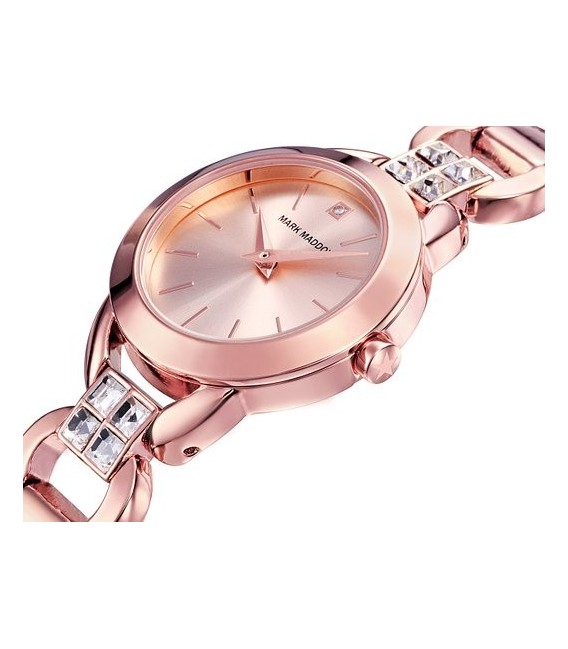 Reloj Señora Mark Maddox Pink Gold, MF2001-97