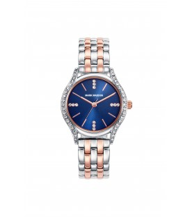 Reloj Señora Mark Maddox Trendy Silver, MM7011-37