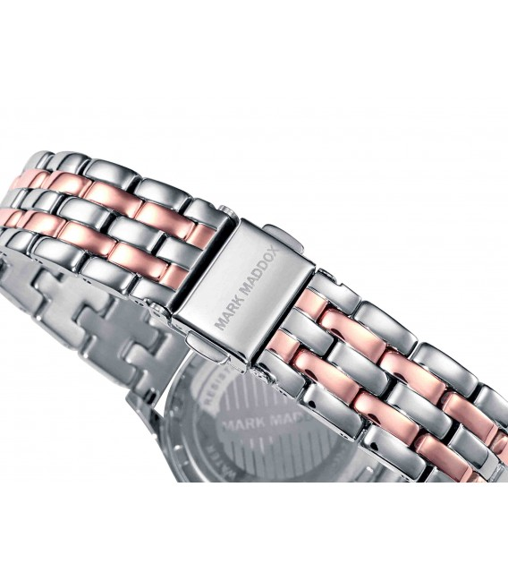 Reloj Señora Mark Maddox Trendy Silver, MM7011-37