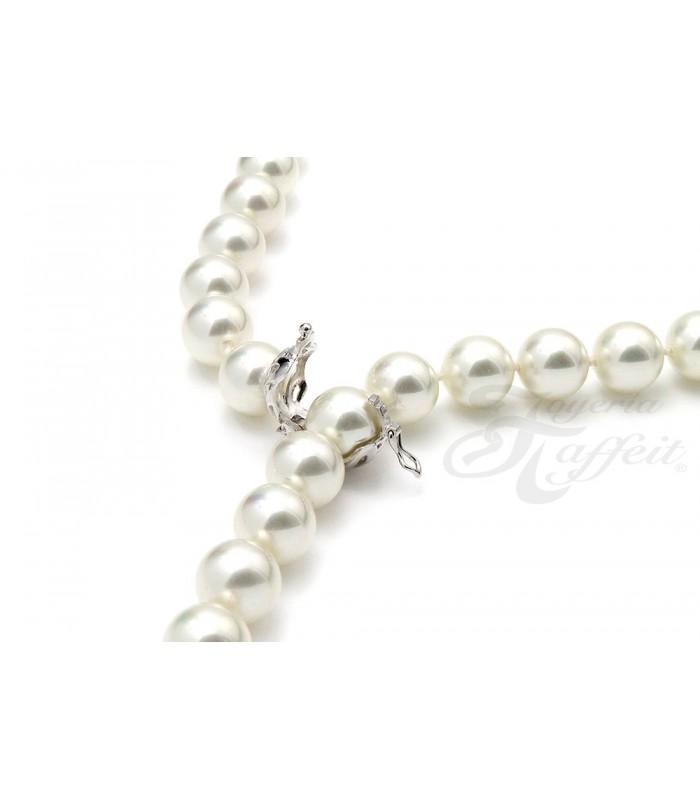 5abd09c1a46f Collar Señora Perlas Orquidea