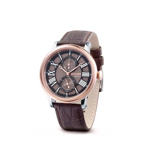 Reloj Duward Diplomatic Roma Caballero D85703 80 Taffeit