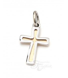 Dual Gold Medal Baby Cross, AKR1245