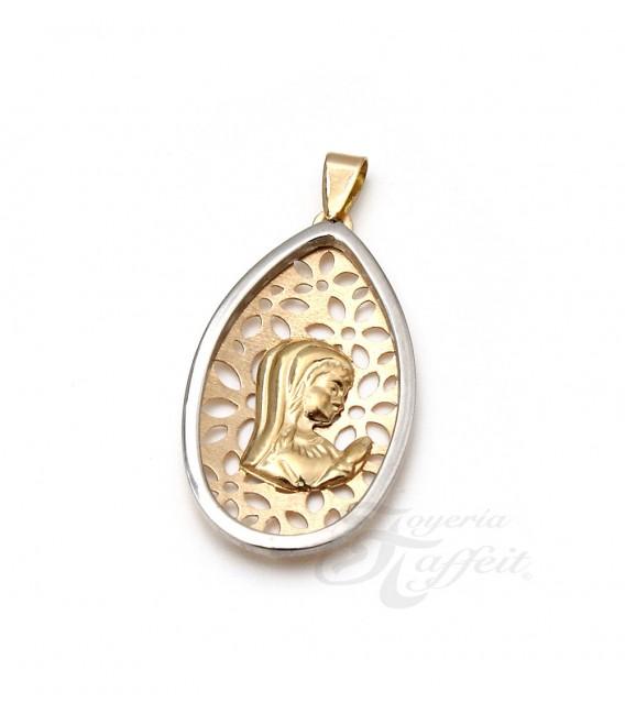 Medalla Oro Niña, Virgen Niña, 240257