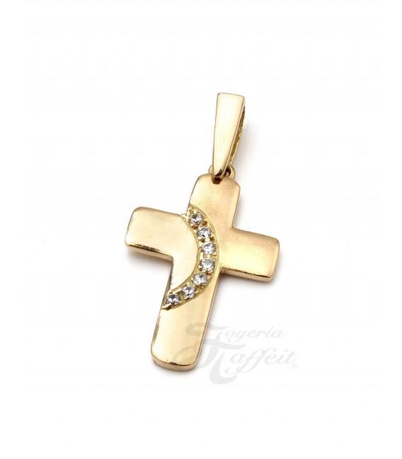 Cruz Oro Primera Comunión Niña, 220307