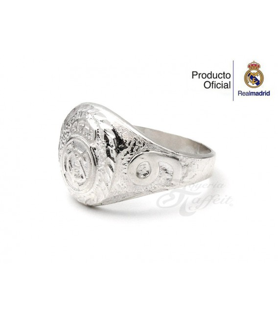 Sello Real Madrid Copas en Plata