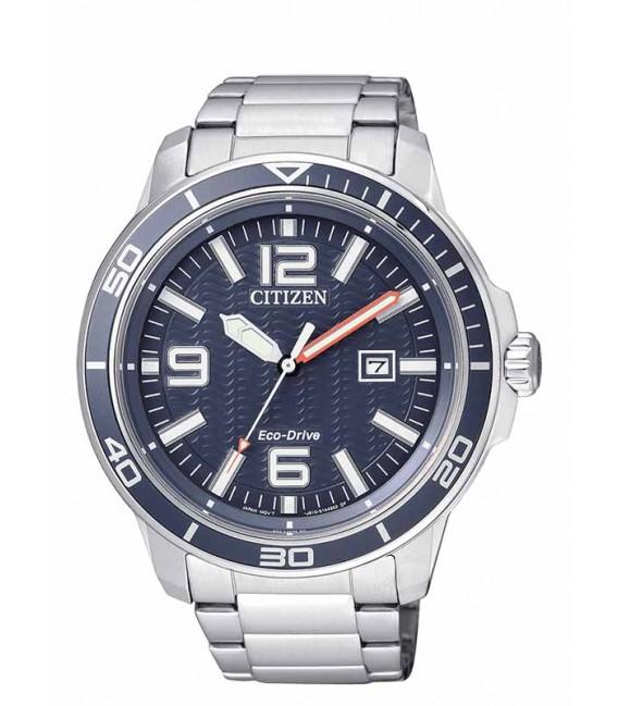 Reloj Citizen Caballero Marine, AW1520-51L