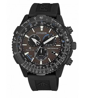 Citizen Crono Pilot Acero CB5005-13X
