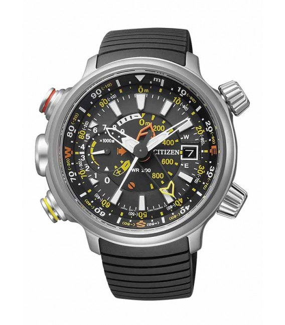 Reloj Citizen Caballero Altichron, BN4021-02E