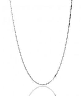 Cadena Veneciana Plata, Grosor 1.10mm