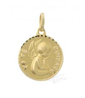Medalla Oro Bebé, Ángel, MEG1497