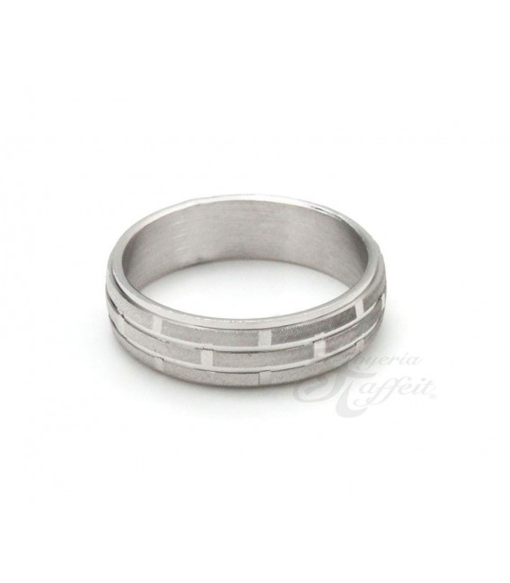 Alianza Plata Unisex, SO604