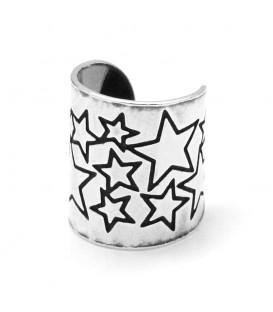 Ear Cuff Mil Estrellas de Plata