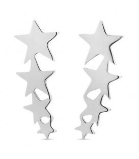 Trepadores Luvia de Estrellas en Plata