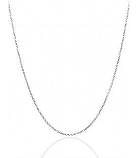 Cadena Rolo de Plata, Grosor 1,2 mm