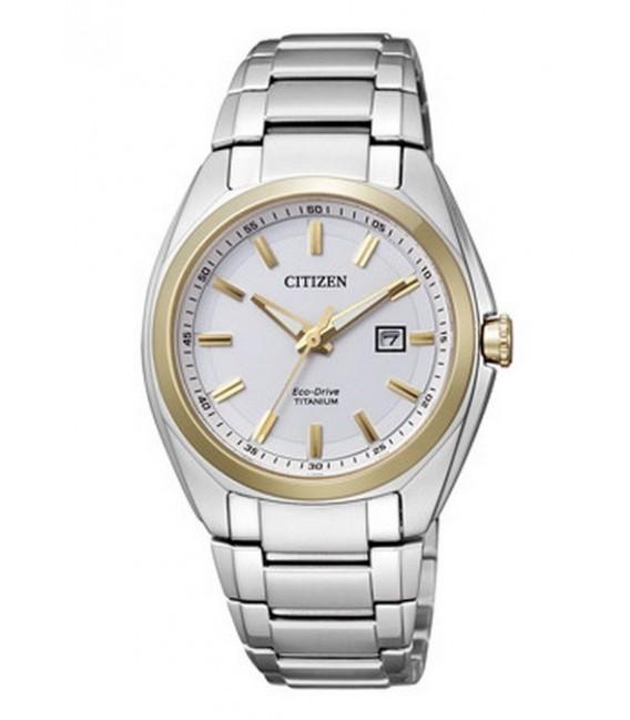 Reloj Citizen Señora Lady Eco Drive 2210, EW2214-52A