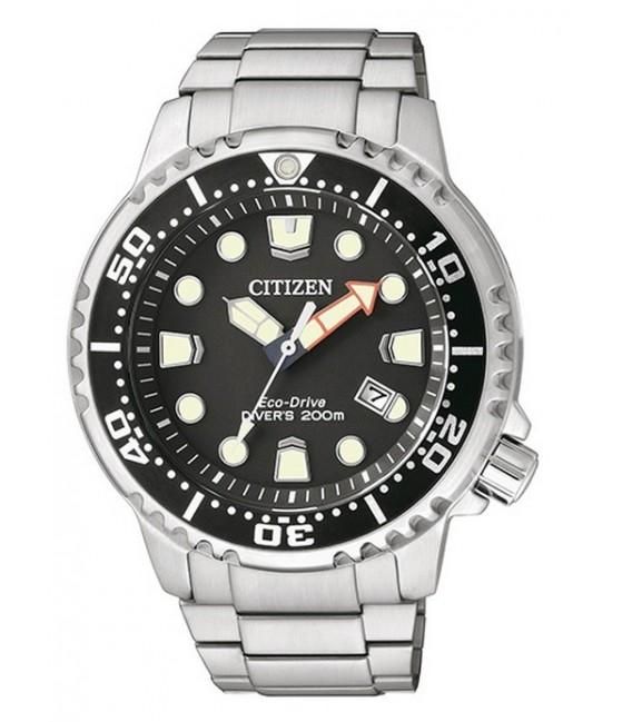 Reloj Citizen Diver'S Eco Drive 200 Mt, BN0150-61E