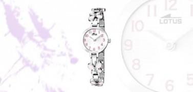 Reloj Lotus Niña