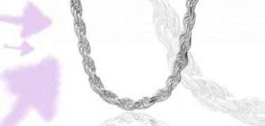 Cordones de plata