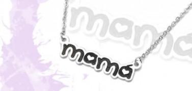 Colgantes de plata para el Día de la Madre