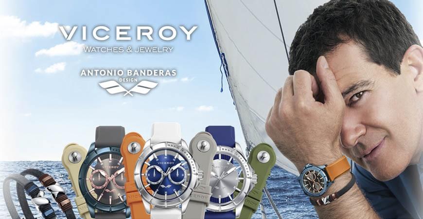 284883577 Relojes Antonio Banderas Design by Viceroy - Joyería Online Taffeit ...