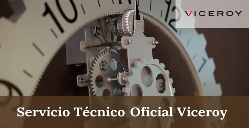 Servicio Técnico Viceroy - ¿Qué hago si mi reloj Viceroy ha dejado de funcionar?
