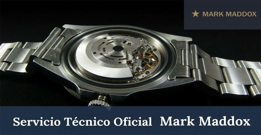 Servicio Técnico Mark Maddox -Deja tu reloj Mark Maddox en las mejores manos.