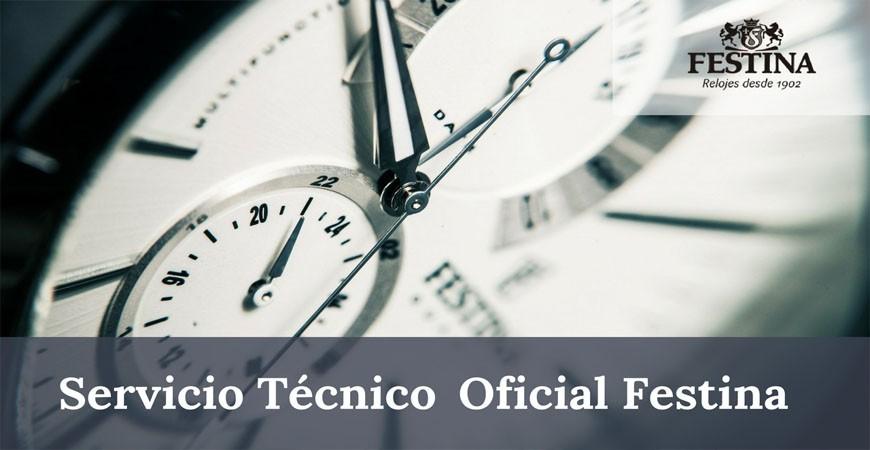 Servicio Técnico Festina- Mi reloj Festina no funciona ¿Qué hago?